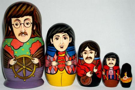 russian doll tattoo. Russian Nesting Dolls